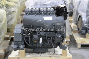 Air Cooled Diesel Engine F4l912 pictures & photos