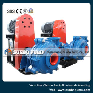 China Manufacturer 6/4 Ah Slurry Pump for Coal Washing pictures & photos