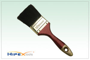 Bristle Paint Brush with Profile Wooden Handle pictures & photos