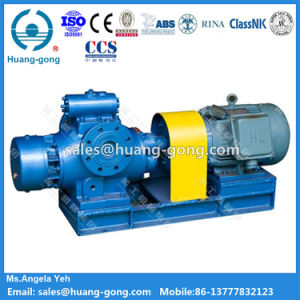 2hm Series Double-Suction Twin Screw Pump pictures & photos