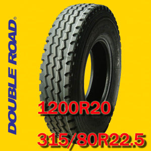 Truck Tire 12.00r20, All Steel Radial Truck Tyre pictures & photos
