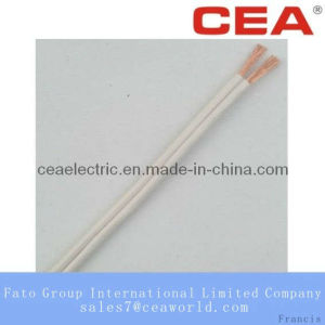 PVC Insulated Parallel Flexible Wire H03vh-H (SPT-R) pictures & photos