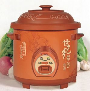 how to cook rice in ceramic pot