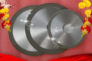 Vitrified Polycrystalline Diamond Grinding Wheel for Natural Diamond Polishing