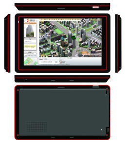 """5.0"""" GPS Navigator With 128MB DDR (1063)"""