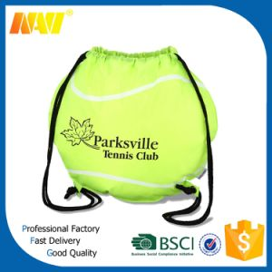 Polyester Nylon Basketball Drawstring Backpack Bag pictures & photos