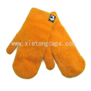 Knitted Mitten/Gloves, Fashion Warm Gloves (JRJ058) pictures & photos