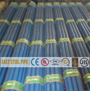 Astma53 Sch40 Metallic Sprinkler Fire Welded Seamless Steel Pipe pictures & photos