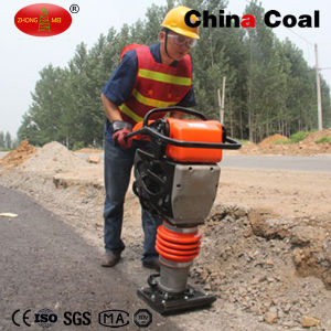 Construction Machinery Four Stroke Gasoline Tamping Rammer pictures & photos