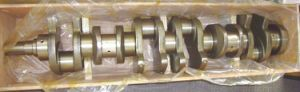 Engine Parts Crankshaft-1 for Volvo Truck Forged pictures & photos