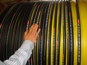 Smooth Cover Rubber Hydraulic Hose (SAE 100 R2AT/DIN EN853 2SN)