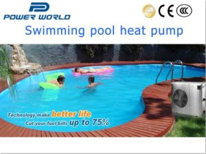 Pool Heat Pump for Heating and Cooling Water