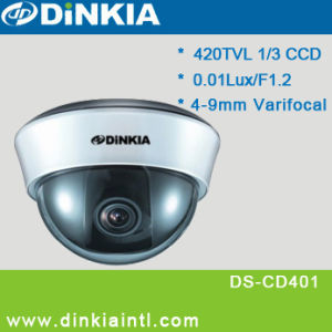 CCD Dome Camera, CCTV Camera (DS-CD401)