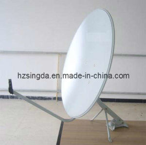Ku-Band Satellite Antenna 80cm with SGS Certification pictures & photos