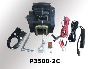 Yacht Winch (P3500-2c) CE Approved pictures & photos