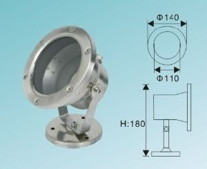 LED Housing for Underwater Light CB-SD3702003-9~12W