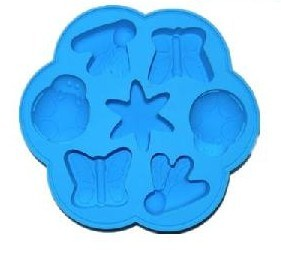 Silicone Insets Ice Cube Tray