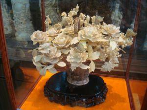 Antique Ivory Sculpture -4