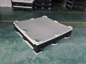 Heavy Duty Folding Australian Standard Plastic Bulk Container to Australian pictures & photos