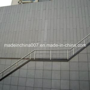 Colored Fiber Cement Board Cladding pictures & photos