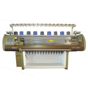 Single System Computerized Flat Knitting Machine with Pre-Selecting Needles/High Quality (GT1-60H)