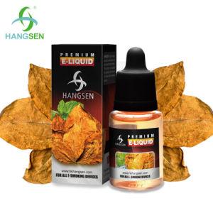 Tpd Hangsen Premium E-Liquid with Long Needle Bottle pictures & photos
