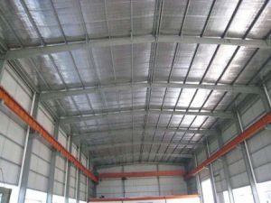 Light Steel Frame Workshop Building pictures & photos