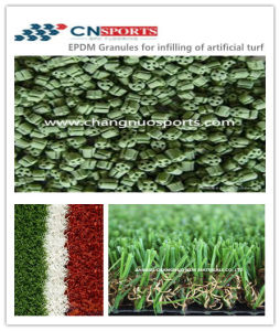Cheap Price Artificial Grass Rubber Granule pictures & photos