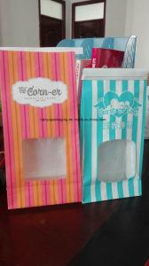 Popcorn Bag Food Grade Packaging Bag Paper Bag for Popcorn pictures & photos