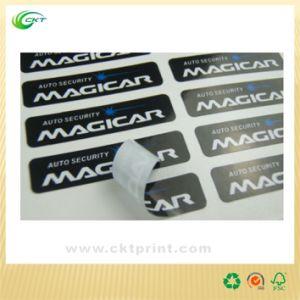 Custom Printing Logo Adhesive Self Stickers (CKT-LA-397)