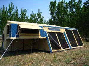 Offroad Trailer Tents (SC-04Double Annex) pictures & photos