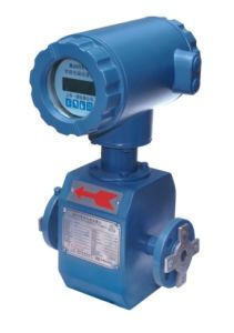 Ce Approved Electromagnetic Flowmeter for Water pictures & photos