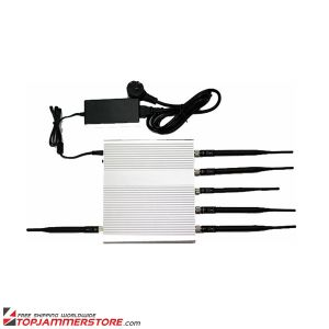 15W 6 Antenna Mobile Phone GPS WiFi Jammer (8227) pictures & photos