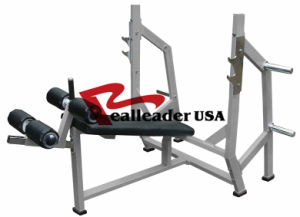 Fitness Equipment for Olympic Decline Bench (FW-2003) pictures & photos
