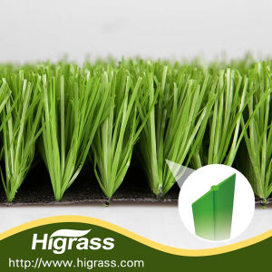 60mm Durable Anti UV Soccer Synthetic Grass for Football Field pictures & photos