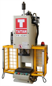 C Frame Hydraulic Press (TT-C5T) pictures & photos