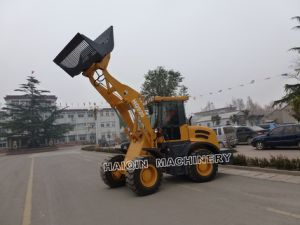 High Quality Strong Shovel Loader (HQ920) with CE pictures & photos