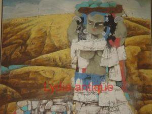 Famous Artist Painting (M(54))
