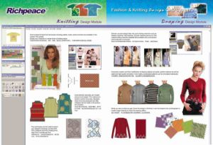 Fashion& Knitting Design CAD System
