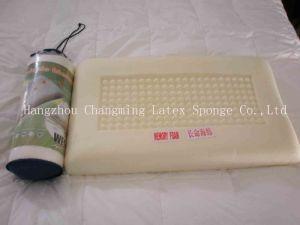 Memory Foam Massage Pillow (PU182)