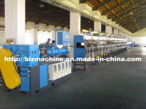 LCM Salt-Bath Continous Vulcanizing Line pictures & photos