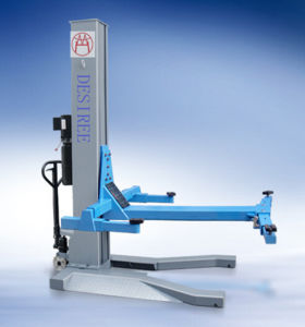 CE Certificated Single Post Hydraulic Car Lift (DSP607)