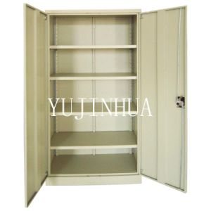 Steel Cupboard with 4 Shelves (JH-025)