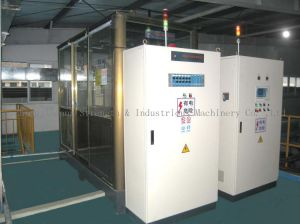 Refrigerator Cabinet PU Foaming Machine (HPM100P) pictures & photos