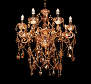2015 LED European Crystal Art Chandelier