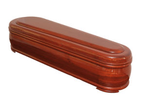 Spanish Style-Wood Coffin / New Style European Coffin (45R-N) pictures & photos
