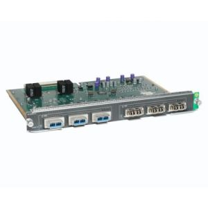 New Sealed Ws-X4606-X2-E= Network Switch 6 Port 10gbe (X2) Line Cards