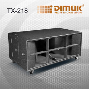 1600W Powerful Sub Woofer TX-218