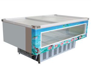Convenient Using Display Freezer for Store and Supermarket pictures & photos