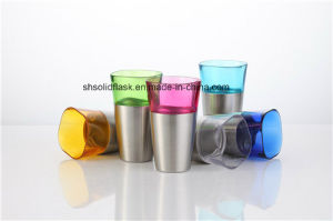 High Quality Stainless Steel Water Cup SVC-400pj pictures & photos